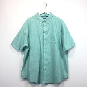 New Croft & Barrow XL Shirt Button Down Short